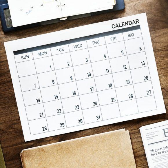 Как сделать календарь своими руками на 2019 год