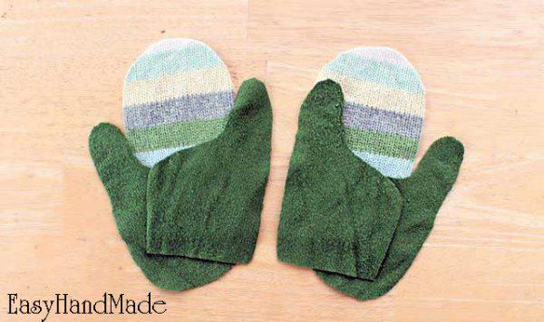 Як зшити рукавиці