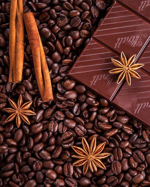 Кофейный шоколад своими руками