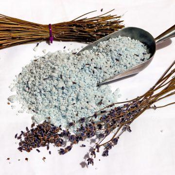 Соль для ванн своими руками: рецепты красоты