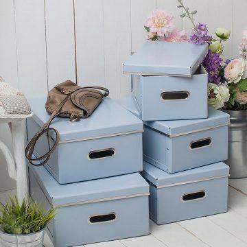 Как сделать ящики для хранения вещей: 4 идеи