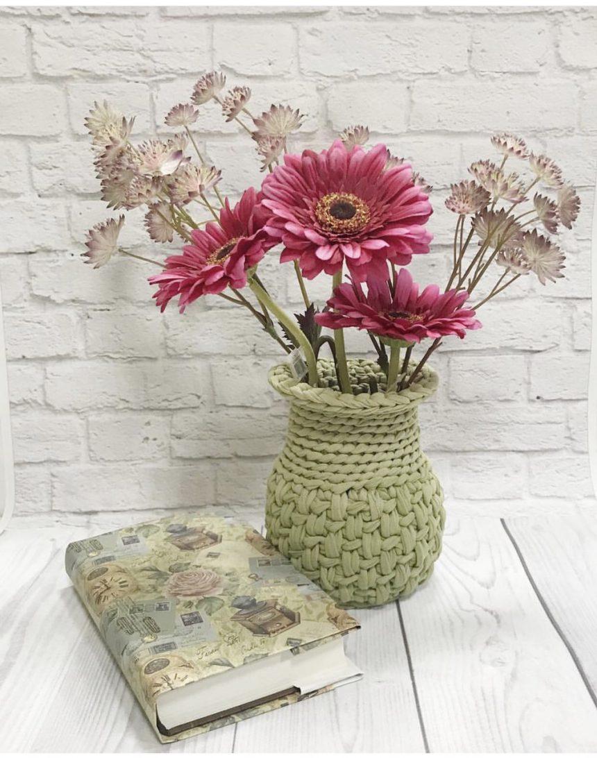 Как сделать вазу своими руками: идеи