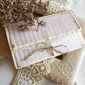 Как сделать подарочный конверт: модные идеи