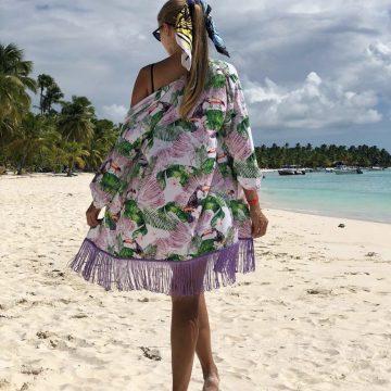 Как сшить пляжную тунику: варианты