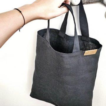 Эко сумка шоппер своими руками