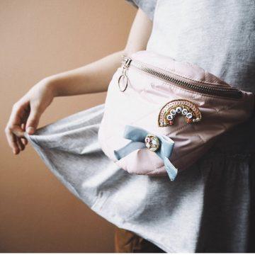 Идеи как сшить сумку ребенку своими руками