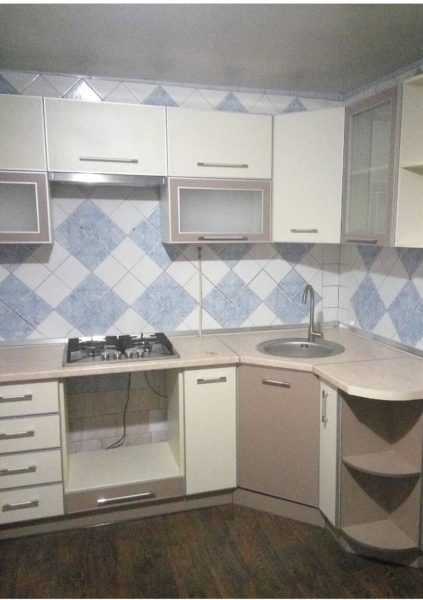 Мойка на угол своими руками - идеальное решение для маленьких кухонь