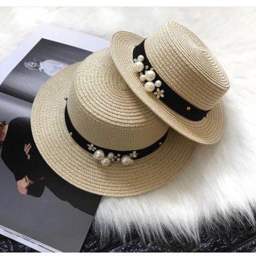 Женская летняя шляпа своими руками