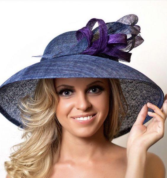 Тканевая летняя шляпа своими руками