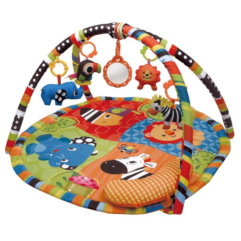 Идеи, как сделать развивающий коврик