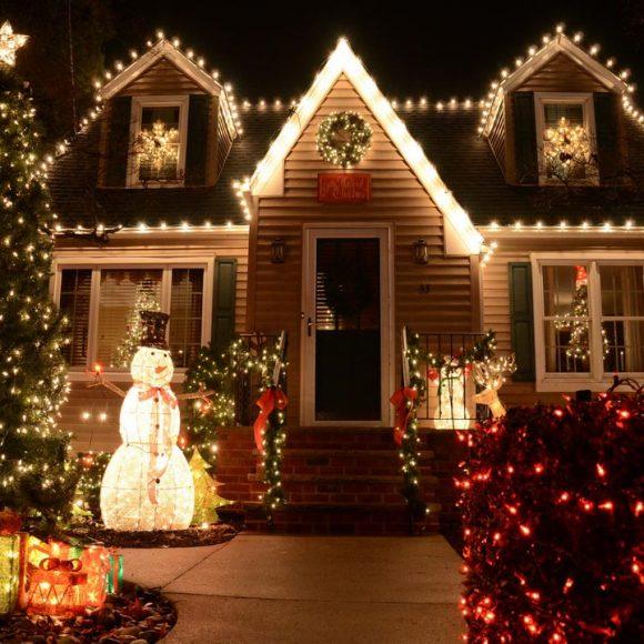 Як прикрасити будинок до Нового року 2020: ідеї