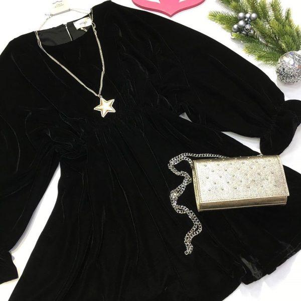 Как сшить новогоднее платье
