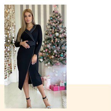 Как сшить платье на Новый год 2020