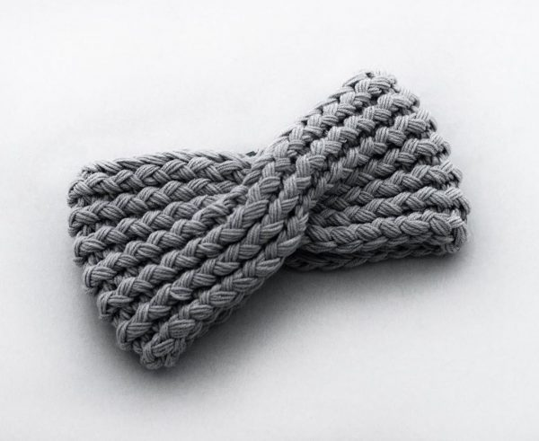 Теплая повязка своими руками