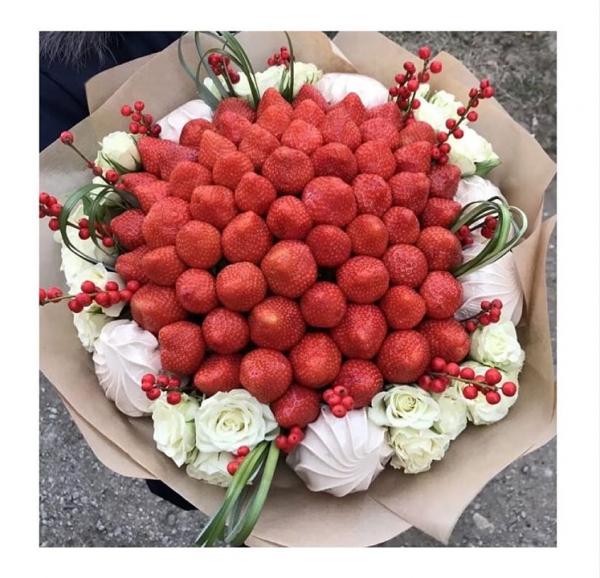 Как сделать букет из цветов своими руками
