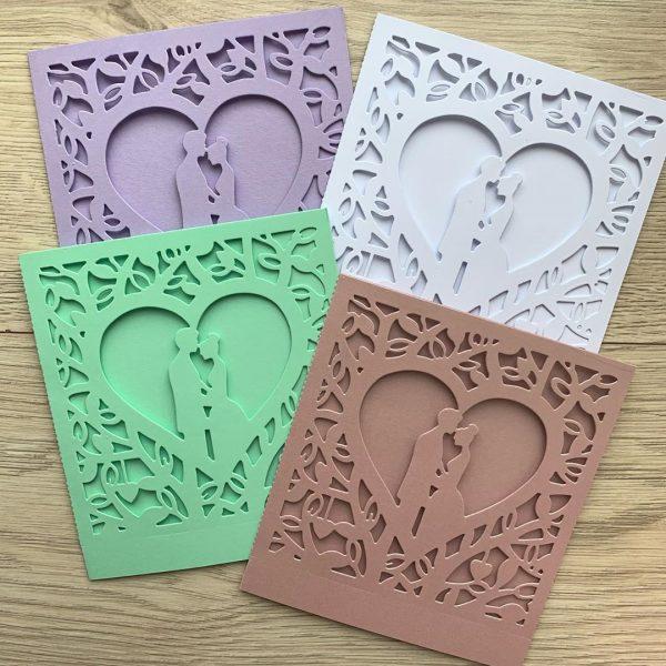 Как сделать рассадочные карточки на свадьбу