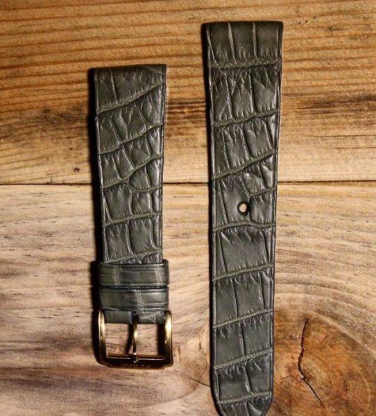 Шкіряний ремінець для годин своїми руками