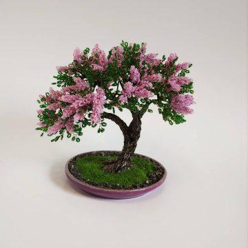Дерево из бисера своими руками: мастер-классы