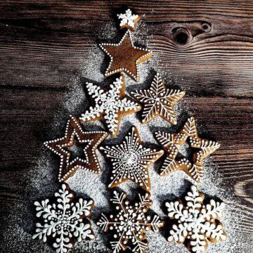 Як спекти імбирне печиво на Новий рік