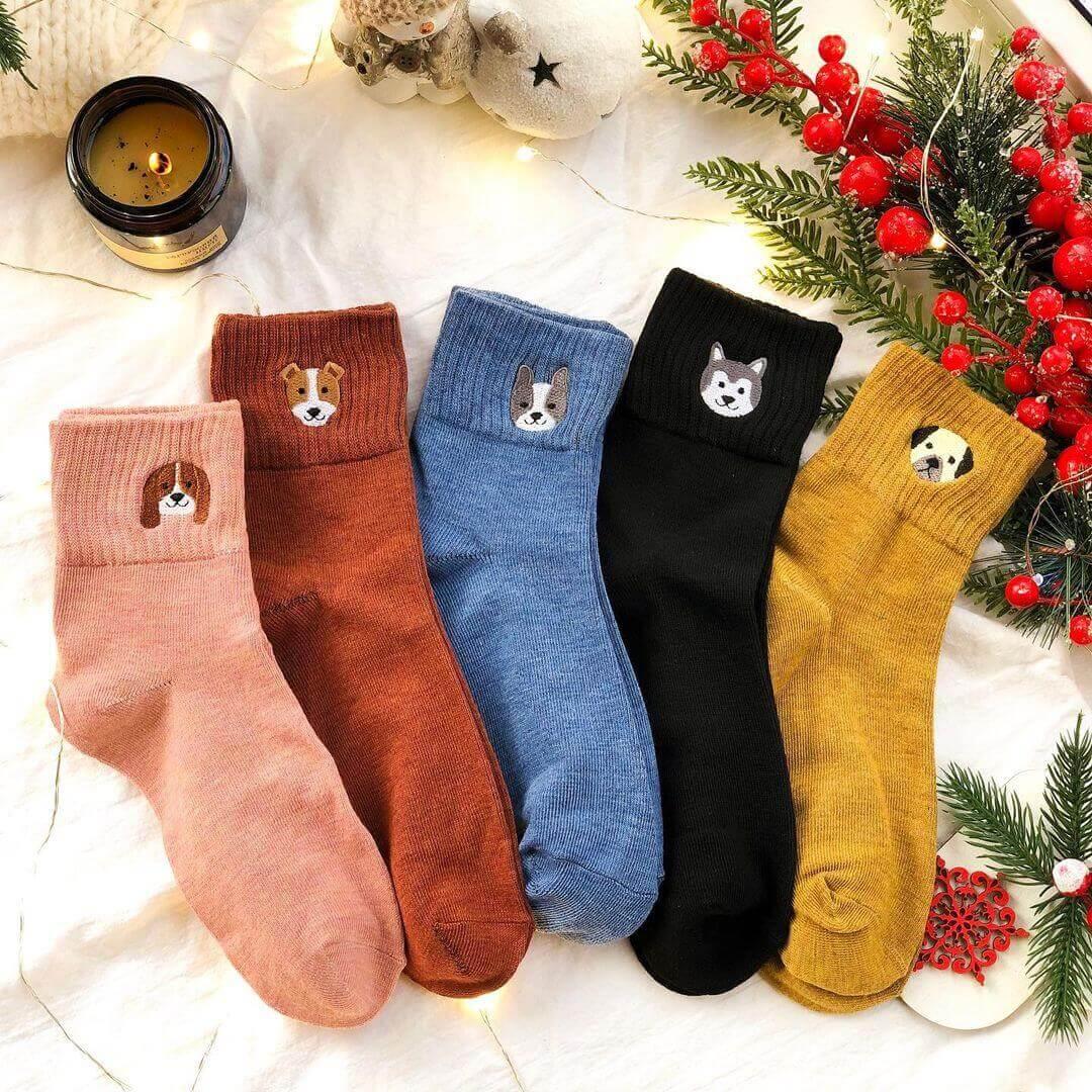 Как сшить носки из подручных материалов