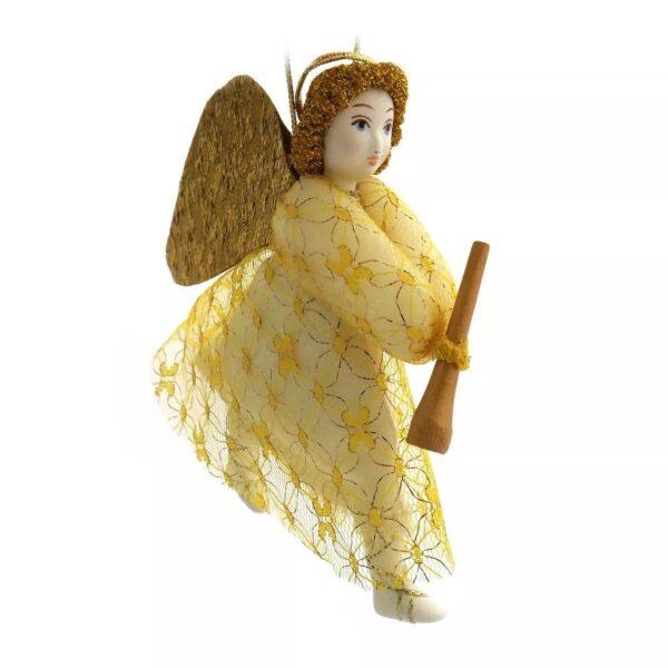 Рождественский декор ангел