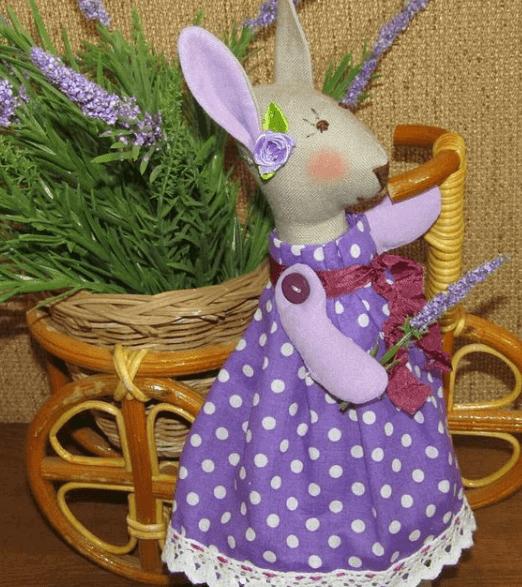 Кролик Тільда своїми руками