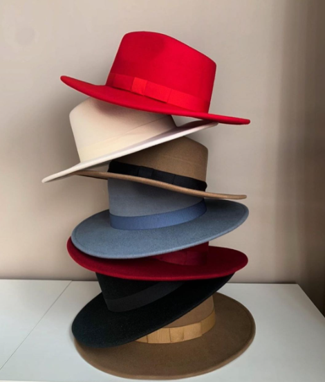 Шляпа своими руками: мастер-классы